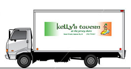 Here comes Kelly's